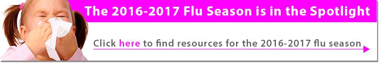 2016-2017 Flu Season Resources
