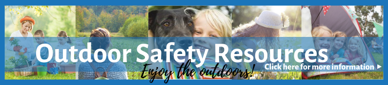 Outdoor Safety is in the Spotlight