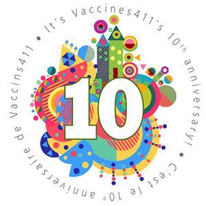 Vaccine411 10th anniversary