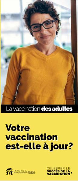 Votre vaccination est-elle à jour?