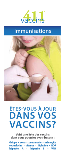 Are your immunizations up to date?