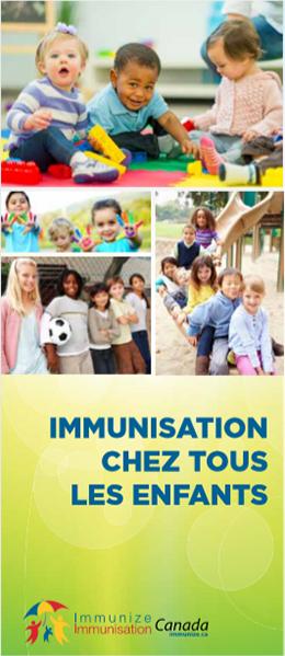 Immunisation chez tous les enfants