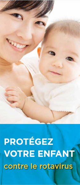 Protégez votre enfant contre le rotavirus