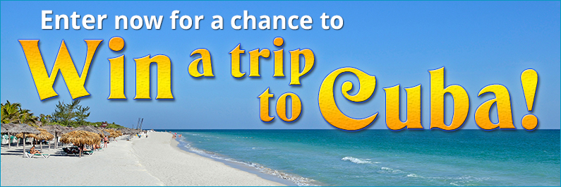 Win a Trip to Cuba from Vaccines411